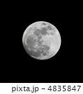 月面 満月 夜空の写真 4835847