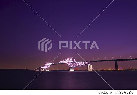 東京ゲートブリッジ・ライトアップ 4856936