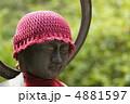 仏 仏像 石像の写真 4881597