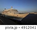 豪華客船 ぱしふぃっくびいなす 客船の写真 4912041