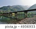 沈下橋 四万十川 河川の写真 4936933