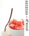 カットフルーツの西瓜 4938589