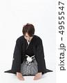 袴 紋付 紋服の写真 4955547