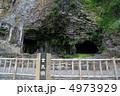 玄武洞公園の柱状節理(兵庫県豊岡市) 4973929