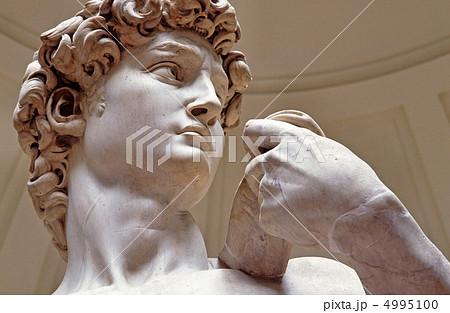 ミケランジェロのダビデ像 4995100