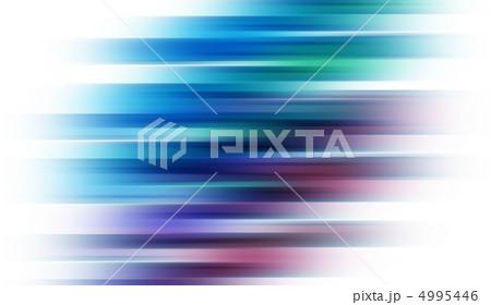 残像感のあるグラデーション背景のイラスト素材 4995446 Pixta
