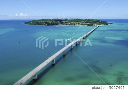 沖縄 古宇利大橋と古宇利島 5027405