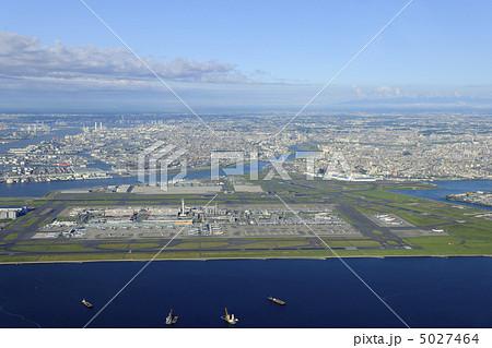 【航空写真】羽田空港 5027464