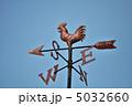 かざみどり 風見鶏 風向計の写真 5032660
