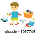 おもちゃで遊ぶ 5057706