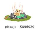 タヌキ 湯治 温泉のイラスト 5096020
