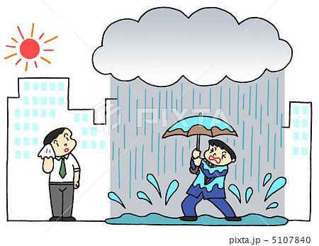 ゲリラ豪雨 5107840