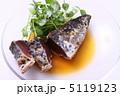 タタキ 鰹 魚料理の写真 5119123