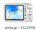 モニター デジカメ デジタルカメラのイラスト 5122559
