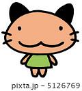 ネコ 動物 猫のイラスト 5126769