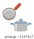 調理道具 ナベ キッチン用品のイラスト 5127417