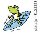 かえるのサーフィン 5128323