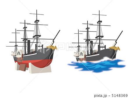 黒船2パターン 5148369