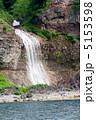 カムイワッカ カムイワッカの滝 カムイワッカ滝の写真 5153598