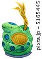 巳 ヘビ 蛇のイラスト 5165445