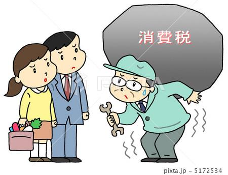 消費税増税 5172534