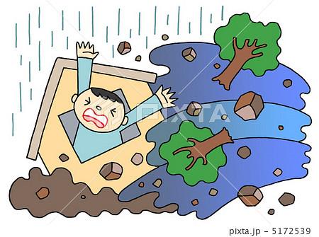 土石災害 5172539