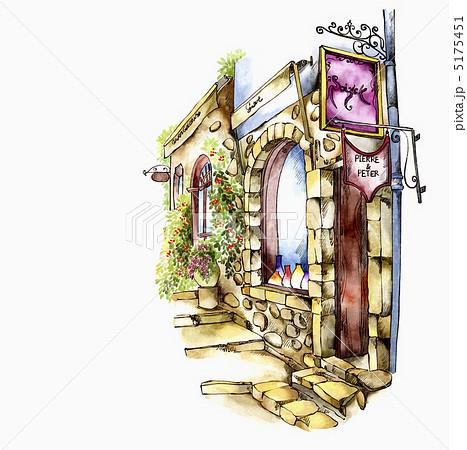 ペインター,プロバンス,小物,雑貨,背景,建物,門