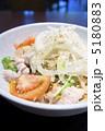 中華麺 冷し中華 ゴマだれ冷し中華の写真 5180883