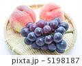 ブドウ 巨峰 種無しぶどうの写真 5198187