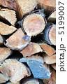 タキギ マキ 薪の写真 5199007