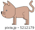 動物 猫 ネコのイラスト 5212179