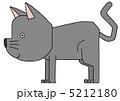 キャット 動物 猫のイラスト 5212180