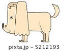 ドッグ 犬 動物のイラスト 5212193