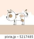 三毛猫 動物 猫のイラスト 5217485