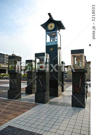 からくり時計(JR出雲市駅北口/島根県出雲市) 5218033