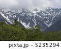 山岳 穂高連峰 穂高岳の写真 5235294