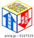 耐震化 耐震設計 耐震補強のイラスト 5247529