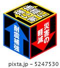 耐震化 耐震設計 耐震補強のイラスト 5247530