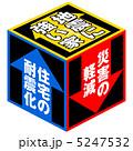 耐震化 耐震設計 耐震補強のイラスト 5247532