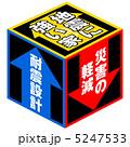 耐震化 耐震設計 耐震補強のイラスト 5247533