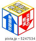 耐震化 耐震設計 耐震補強のイラスト 5247534