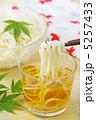 麺類 素麺 そうめんの写真 5257433