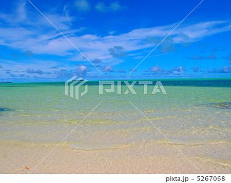 パラオ カープ島からの風景 5267068