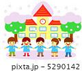 保育園 幼稚園 男の子のイラスト 5290142
