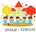 保育園 幼稚園 男の子のイラスト 5290143