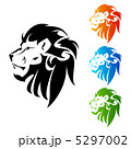 肉食動物 動物 ライオンのイラスト 5297002