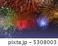 夏イメージ 打上花火 祭の写真 5308003
