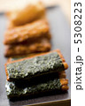 米菓子 煎餅 食物の写真 5308223