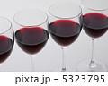 ワイングラス お酒 洋酒の写真 5323795
