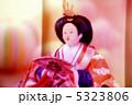 雛人形 5323806
